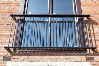 Belgrave Aluminium Juliet Balcony from MultiBal